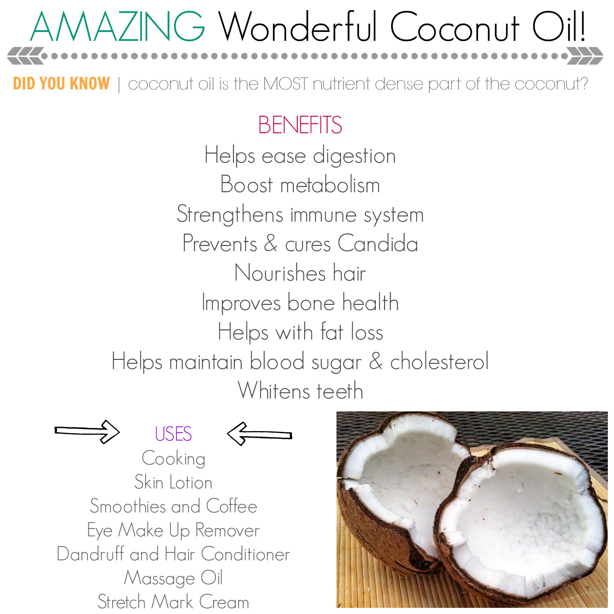 What's the deal with Coconut Oil?? – LOVE to be FIT with LIZ